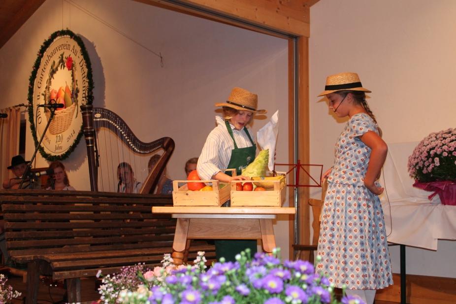 Theatergruppe Dettendorf-Kematen - Kinder- und Jugendgruppe